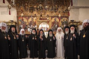 Ο Οικουμενικός Πατριάρχης συνεκάλεσε Μικρή Σύνοδο Προκαθηµένων