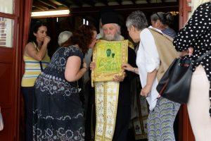 Η Παναγία Βουλκανιώτισσα επέστρεψε στο θρόνο της