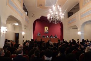 Ιερατικό συνέδριο στην Ι.Μ. Κορίνθου στο πλαίσιο των εκδηλώσεων για τα Παύλεια 2016