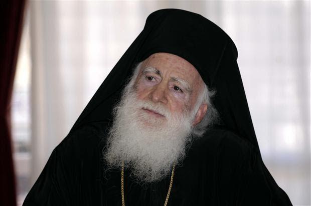 """Ο Κρήτης Ειρηναίος στο πλευρό του Φαναρίου: """"Δικό μας θέμα να μην δειλιάζουμε και να μην υποχωρούμε"""""""
