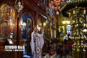 Το 1ο Δημοτικό σχολείο Άργους τίμησε τον Καποδίστρια