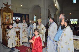 Εορτασμός της Παναγίας «Άξιον Εστιν» στη Λεύκα Αγρινίου