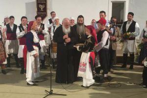 Ο Αρχιεπίσκοπος στη γιορτή των παιδιών του Κέντρου Εκκλησιαστικής Διακονίας στη γενέτειρά του