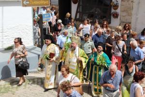 Ο εορτασμός του Αγίου Πνεύματος στην Ι.Μ. Διδυμοτείχου