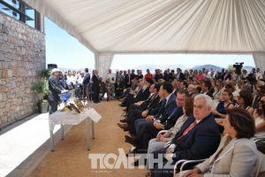 """Π. Παυλόπουλος: """"Το Μουσείο Μαστίχας Χίου αναδεικνύει την σύμπραξη δημόσιου και ιδιωτικού τομέα"""""""