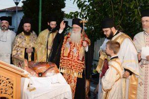 Δημητριάδος Ιγνάτιος: «Οι Απόστολοι είναι οι Ευαγγελιστές των εθνών, όχι των εθνικισμών!» – Εορτάστηκε στην Αγριά η Σύναξη των Αγίων Αποστόλων