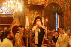 Δημητριάδος Ιγνάτιος: «Η Ορθοδοξία δεν είναι των λίγων, δε σχετίζεται με τον φανατισμό» Λαμπρός ο εορτασμός των Αποστόλων Πέτρου και Παύλου στη Νέα Ιωνία