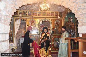 Η Κυριακή των Αγίων Πάντων στο Πατριαρχείο Ιεροσολύμων
