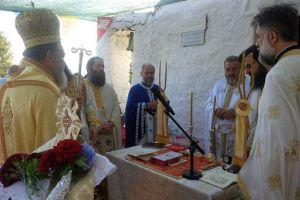 Εορτή του Οσίου Γρηγορίου του Μυροβλήτου στα Λιχαδονήσια