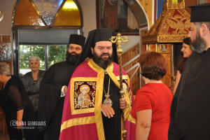 Εορτή του Αγίου Πνεύματος Ιερά Μητρόπολη Μαρωνείας