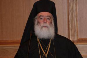 Έκκληση του Πατριάρχη Αλεξανδρείας: Να μιλήσουμε απλά στο λαό