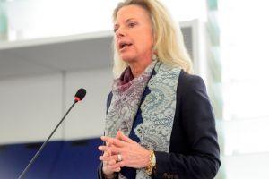 Η Ελίζα Βόζεμπεργκ προς την Ευρωπαϊκή Επιτροπή για την Αγιά Σοφιά