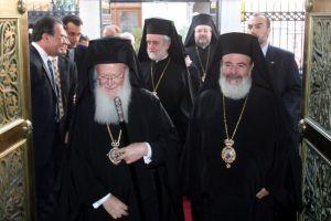 """Δικαίωση του Χριστόδουλου το…""""δεν διεκδικώ"""" του Βαρθολομαίου, για τις Νέες Χώρες;"""