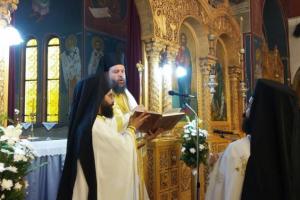 Η  Μητρόπολη Ν. Ιωνίας εόρτασε τους Αγίους Νεομάρτυρές της
