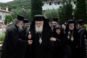 """Αρχιεπίσκοπος Ιερώνυμος: """"Ο Όσιος Παΐσιος έπαιξε ρόλο στη ζωή και στην πορεία μου»"""