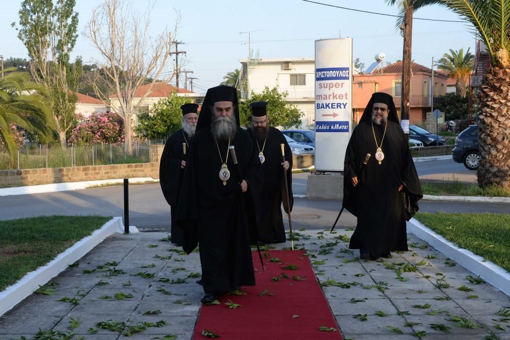 Η Φοινικούντα τίμησε την Πολιούχο της Παναγία Τριχερούσα