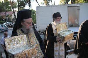 Δύο Ρώσοι Άγιοι θα λαμπρύνουν την εορτή  της Αγίας  Μαρίνας Εκάλης