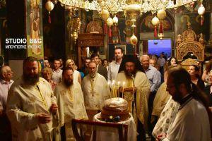 Oι Μυκήνες εόρτασαν τον προστάτη τους Άγιο Παντελεήμονα