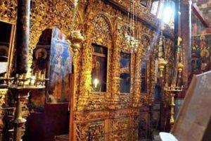 Νέα εισβολή ιερόσυλων σε εκκλησία κοντά στα σύνορα με την Αλβανία