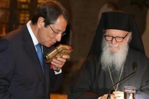 """Αμερικής Δημήτριος: """"Στο Κυπριακό δοκιμάζονται οι αξίες του σύγχρονου κόσμου"""""""