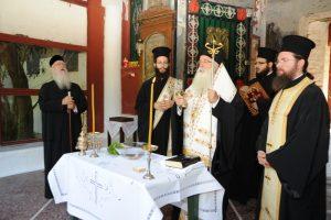 Ξεκινά η αναστήλωση της ιστορικής Μονής Παναγίας κάτω Ξενιάς Βόλου