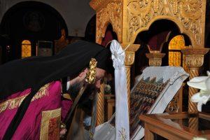 Η εορτή της Σύναξης Πάντων των Αγίων Νεομαρτύρων στον Ι.Ν.Aγίου Κοσμά του Αιτωλού Ν. Φιλαδέλφειας
