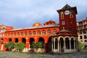 Η Ι.Μητρόπολη Άρτης ευχαριστεί την Ι.Μ.Μ. Βατοπαιδίου