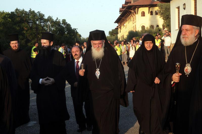 """Αρχιεπίσκοπος Ιερώνυμος: """"Ο Άγιος Παΐσιος που εγώ γνώρισα"""""""
