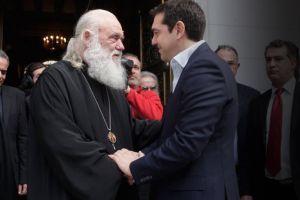 """Αρχιεπίσκοπος Ιερώνυμος: """"Μια απάντηση- καταπέλτης για όσους μιλούν για διαχωρισμό"""""""