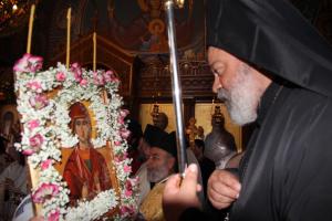 Η μνήμη της παιδομάρτυρος Αγίας Μαρίνας στην Ηλιούπολη