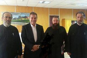 Συνάντηση με τον υφ.Εργασίας είχαν τα μέλη του ΙΣΚΕ