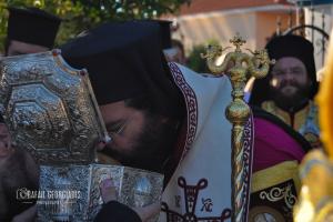 Η Τιμία Κάρα της Αγίας Ελένης στην Ι.Μ. Μαρωνείας