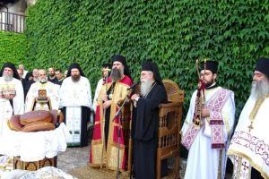 Λαμπρός εορτασμός στην Ι.Μ. Αγίων Αναργύρων στον Πάρνωνα