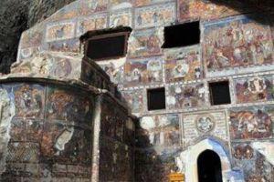 H τύχη των μοναστηριών του Πόντου κατά την περίοδο των διωγμών