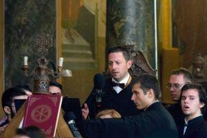 Νέος Πρωτοψάλτης στον Ι.Ν. του Πολιούχου των Αθηνών μετά τα θυρανύξια της Μητρόπολης
