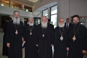 Αρχιεπίσκοπος Αθηνών Ιερώνυμος : Συνεργασία Εκκλησίας και Τοπικής Αυτοδιοίκησης για τη στήριξη των ακριτών της Θράκης