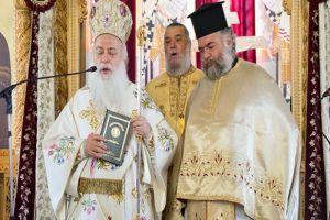 Η εορτή στην ιερά μονή Αγίας Κυριακής Λουτρού Ημαθίας και χειροτονία πρεσβυτέρου.