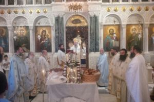 Η Μητρόπολη Χαλκίδος τίμησε τον Αγιο Παΐσιο