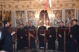 Για πρώτη φορά οι καθηγητές Βυζαντινής Μουσικής των Εκκλησιαστικών Σχολών συναντήθηκαν στα Χανιά