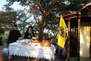 Λαμπρά τα Θυρανοίξια του Ιερού Παρεκκλησίου των Οσίων Παϊσίου Αγιορείτου και Πορφυρίου Καυσοκαλυβίτου