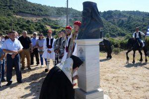 Στη Ζουμπάτα Αχαΐας: Τίμησαν την μνήμη του εθνομάρτυρα ιεράρχη Γρηγορίου Μητροπολίτη Δέρκων