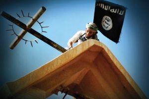 Ισλαμικό Κράτος κατά Ορθόδοξης Εκκλησίας: Σπάστε τον Σταυρό