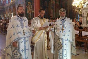 Ένας ακόμα αγιομαρινιώτης έγινε κληρικός.