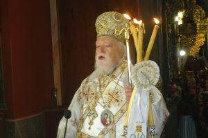 Λαμπρή Πανήγυρις της Παναγίας στην Σύρο