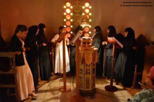 Πρωτοφανές περιστατικό ανήμερα της Παναγίας στην Ι.Μ. Οσίου Εφραίμ Κονταριώτισσας.