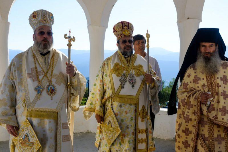 Μεσσηνίας Χρυσόστομος: «Η Παναγία είναι το κουράγιο και η ελπίδα του κάθε ανθρώπου»
