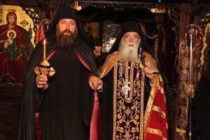 Έλαβε το όνομα Μωυσής προς τιμήν του μακαριστού Γέροντος Μωυσέως του Αγιορείτη
