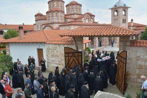 Εκοιμήθη ο Αρχιμ. Αθηναγόρας Καραματζάνης, η ταφή θα γίνει στον Κολινδρό Πιερίας