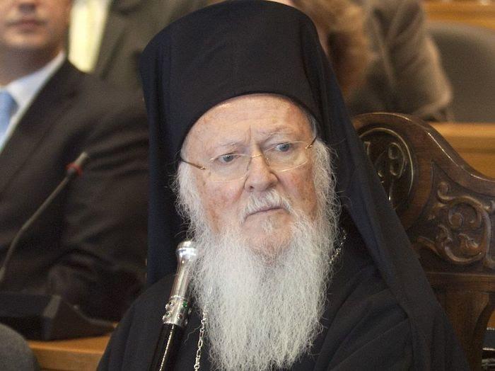 Το ανώτατο παράσημο της Ιταλικής Δημοκρατίας απονεμήθηκε στον Οικουμενικό Πατριάρχη Βαρθολομαίο