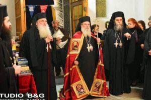 Ο Επίσκοπος Επιδαύρου Καλλίνικος δεν επιθυμεί να είναι υποψήφιος για τη Μητρόπολη Άρτης